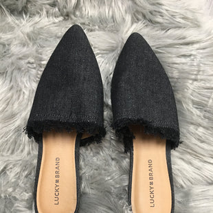 Primary Photo - BRAND: LUCKY BRAND STYLE: SHOES FLATS COLOR: BLACK SIZE: 9.5 SKU: 242-24287-2326