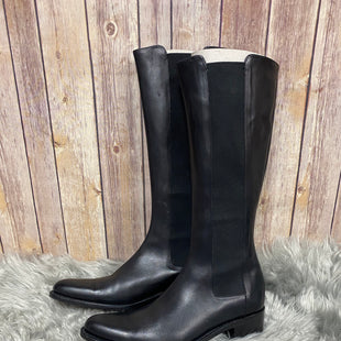 Primary Photo - BRAND:  CMA STYLE: BOOTS DESIGNER COLOR: BLACK SIZE: 9 OTHER INFO: ROBERT CLERGERIE - SKU: 242-24212-15539PULL ON RIDING BOOTS