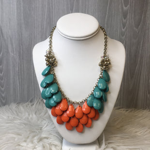 Primary Photo - BRAND:    CLOTHES MENTOR STYLE: NECKLACE COLOR: ORANGE SKU: 242-24235-16220