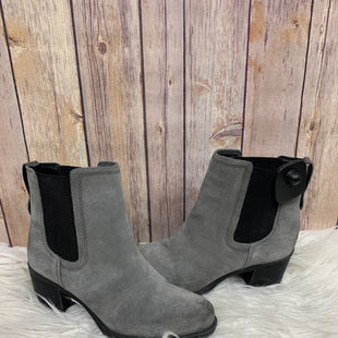 Primary Photo - BRAND: SAM EDELMAN STYLE: BOOTS ANKLE COLOR: GREY SIZE: 6 SKU: 242-24213-120598