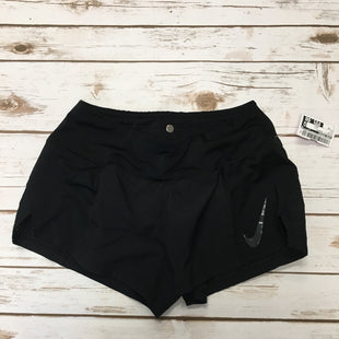 Primary Photo - BRAND: NIKE APPAREL STYLE: ATHLETIC SHORTS COLOR: BLACK SIZE: XS SKU: 242-24213-129178