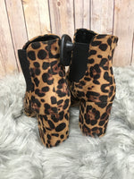 Photo #2 - BRAND: YOKI <BR>STYLE: BOOTS ANKLE <BR>COLOR: ANIMAL PRINT <BR>SIZE: 8 <BR>SKU: 242-24235-15763