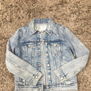 Primary Photo - BRAND: OLD NAVY STYLE: JACKET OUTDOOR COLOR: DENIM SIZE: M SKU: 242-242102-2528