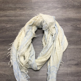 Primary Photo - BRAND: FREE PEOPLE STYLE: SCARF COLOR: CREAM SKU: 242-24213-115186