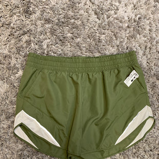 Primary Photo - BRAND: ATHLETIC WORKS STYLE: ATHLETIC SHORTS COLOR: GREEN SIZE: XL SKU: 242-24235-18818