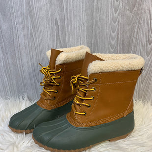 Primary Photo - BRAND: AMERICAN EAGLE STYLE: BOOTS RAIN COLOR: GREEN SIZE: 7 SKU: 242-24264-45781