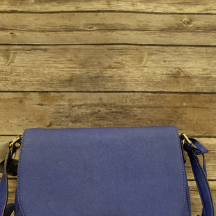 Primary Photo - BRAND: MICHAEL BY MICHAEL KORS STYLE: HANDBAG DESIGNER COLOR: ROYAL BLUE SIZE: MEDIUM SKU: 242-24213-118190. 10X11.
