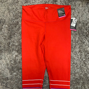 Primary Photo - BRAND: GAPFIT STYLE: ATHLETIC PANTS COLOR: RED SIZE: L SKU: 242-24287-3405