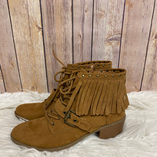 Primary Photo - BRAND: INDIGO RD STYLE: BOOTS ANKLE COLOR: CARAMEL SIZE: 7.5 SKU: 242-24264-40230
