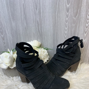 Primary Photo - BRAND: FREE PEOPLE STYLE: BOOTS ANKLE COLOR: BLACK SIZE: 10 SKU: 242-24213-128232