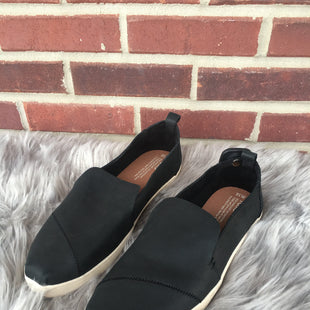 Primary Photo - BRAND: TOMS STYLE: SHOES FLATS COLOR: BLACK SIZE: 12 SKU: 242-242102-2152LIKE NEW