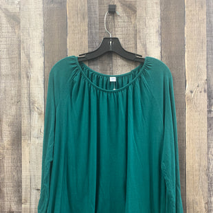 Primary Photo - BRAND: OLD NAVY STYLE: TOP LONG SLEEVE COLOR: GREEN SIZE: L SKU: 242-24235-16676