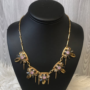 Primary Photo - BRAND: J CREW STYLE: NECKLACE COLOR: GOLD SKU: 242-24213-118533