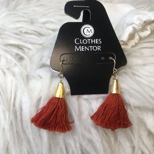 Primary Photo - BRAND:    CLOTHES MENTOR STYLE: EARRINGS COLOR: RUST SKU: 242-24264-41775