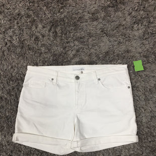 Primary Photo - BRAND: LOFT STYLE: SHORTS COLOR: WHITE SIZE: 8 SKU: 242-24213-127724