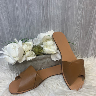 Primary Photo - BRAND: ASOS STYLE: SHOES FLATS COLOR: BROWN SIZE : 7SKU: 242-24235-18842