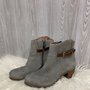 Primary Photo - BRAND: DANSKO STYLE: BOOTS ANKLE COLOR: GREY SIZE: 8 SKU: 242-24213-122129