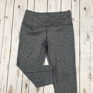 Primary Photo - BRAND: VICTORIAS SECRET STYLE: ATHLETIC PANTS COLOR: GREY WHITE SIZE: L SKU: 242-24213-129517