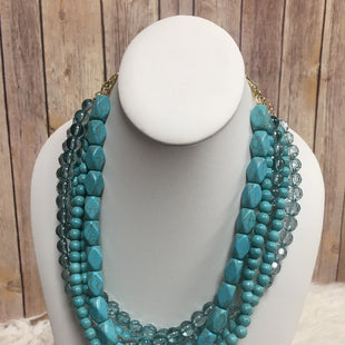 Primary Photo - BRAND:    CLOTHES MENTOR STYLE: NECKLACE COLOR: TURQUOISE SKU: 242-24264-40052