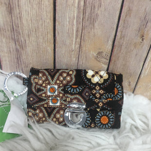 Primary Photo - BRAND: VERA BRADLEY CLASSIC STYLE: COIN PURSE COLOR: BROWN SIZE: SMALL SKU: 242-24264-36938