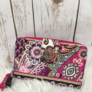 Primary Photo - BRAND: VERA BRADLEY STYLE: WALLET COLOR: PINK SIZE: LARGE SKU: 242-24290-24716
