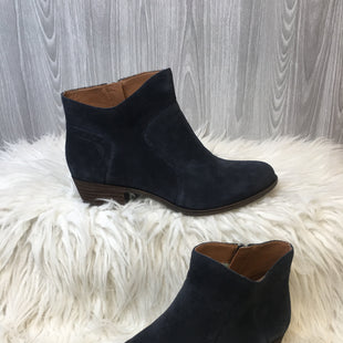Primary Photo - BRAND: LUCKY BRAND STYLE: BOOTS ANKLE COLOR: NAVY SIZE: 10 SKU: 242-24213-126440