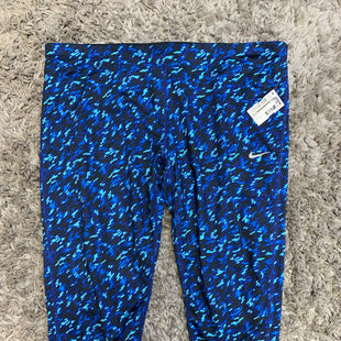 Primary Photo - BRAND: NIKE STYLE: ATHLETIC CAPRIS COLOR: BLUE SIZE: 1X SKU: 242-24211-6065