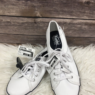 Primary Photo - BRAND: KEDS STYLE: SHOES ATHLETIC COLOR: WHITE SIZE: 9 SKU: 242-24213-117503