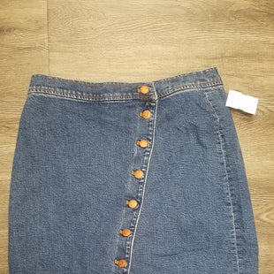 Primary Photo - BRAND: MADEWELL STYLE: SKIRT COLOR: DENIM SIZE: 29 SKU: 242-242103-188
