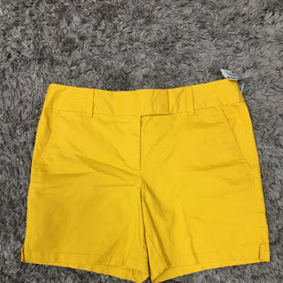 Primary Photo - BRAND: LOFT STYLE: SHORTS COLOR: YELLOW SIZE: 8 SKU: 242-24213-127717