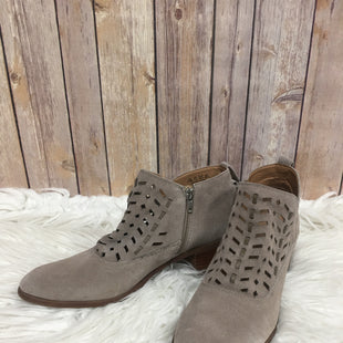 Primary Photo - BRAND: FRANCO SARTO STYLE: BOOTS ANKLE COLOR: TAUPE SIZE: 9.5 SKU: 242-24264-40453