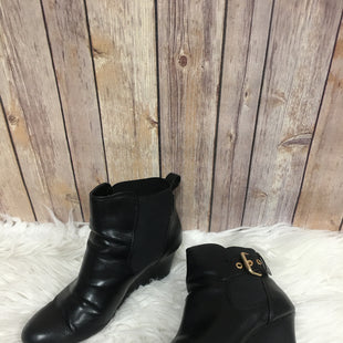 Primary Photo - BRAND: DEXFLEX STYLE: BOOTS ANKLE COLOR: BLACK SIZE: 8.5 SKU: 242-24213-121280