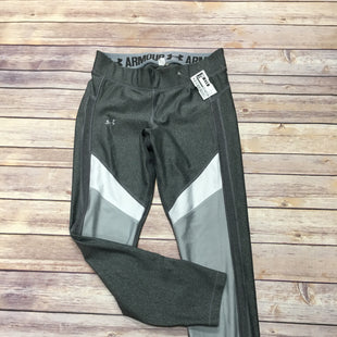 Primary Photo - BRAND: UNDER ARMOUR STYLE: ATHLETIC CAPRIS COLOR: GREY SIZE: S SKU: 242-24213-118161