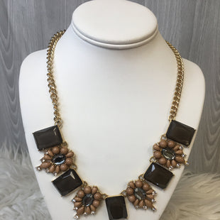 Primary Photo - BRAND:    CLOTHES MENTOR STYLE: NECKLACE COLOR: BROWN OTHER INFO: MIKA - SKU: 242-24264-38017