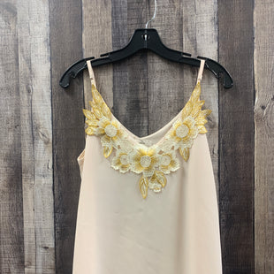 Primary Photo - BRAND: ENTRO STYLE: TANK TOP COLOR: CREAM SIZE: S SKU: 242-24212-18912