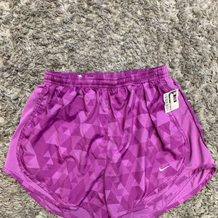 Primary Photo - BRAND: NIKE APPAREL STYLE: ATHLETIC SHORTS COLOR: PURPLE SIZE: M SKU: 242-24264-45964
