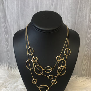 Primary Photo - BRAND: CHICOS STYLE: NECKLACE COLOR: GOLD SKU: 242-24264-43335