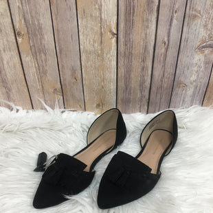 Primary Photo - BRAND: CHRISTIAN SIRIANO STYLE: SHOES FLATS COLOR: BLACK SIZE: 8 SKU: 242-24290-26072