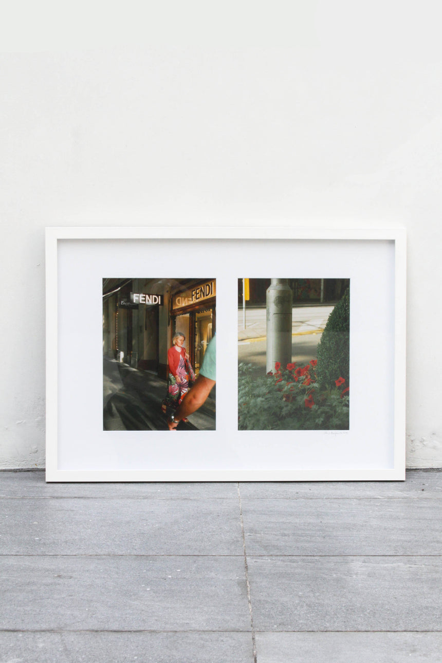 Framed Photograph II EDITION 2/10