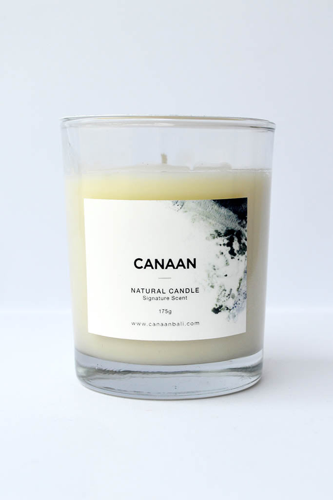 Canaan Signature Candle
