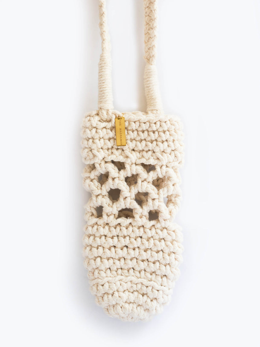 Jambu Drink Holder in Ivory