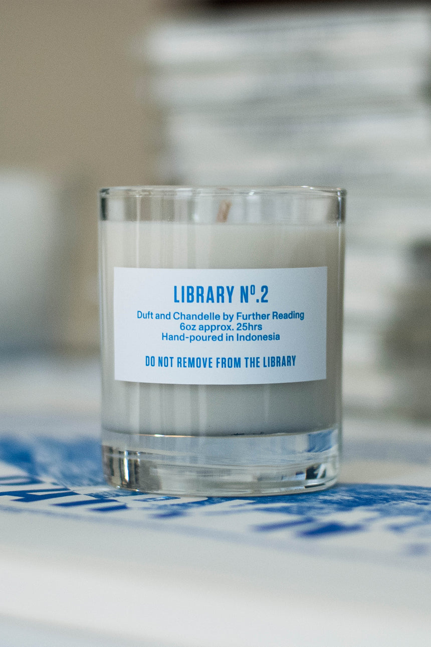 'Library No. 2' Scented Candle