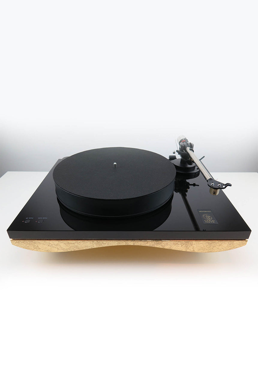Gold Note Mediterraneo Turntable with B-7 Ceramic