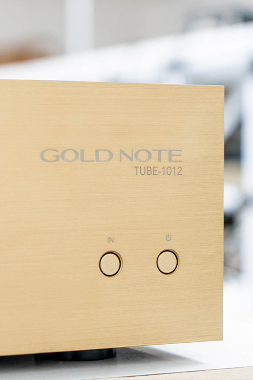 Gold Note TUBE-1012 Output Stage