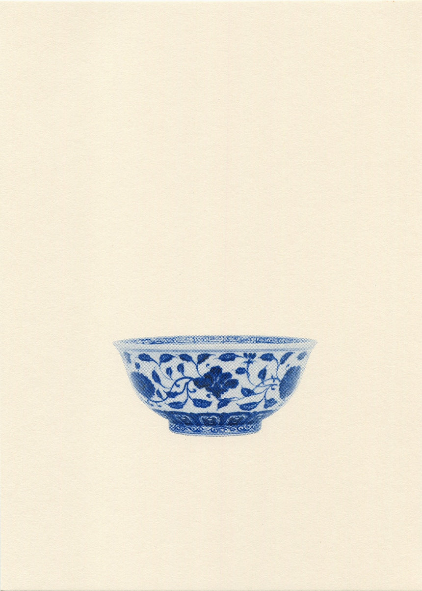 Ming Ceramics Edt. I: Bowl