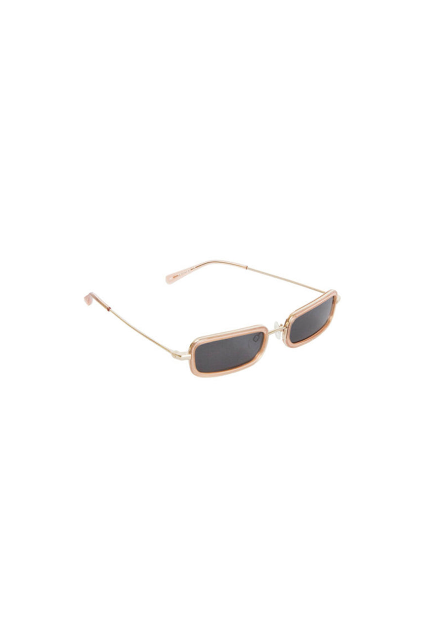 Jet Gold / Pale Orange Sunglasses