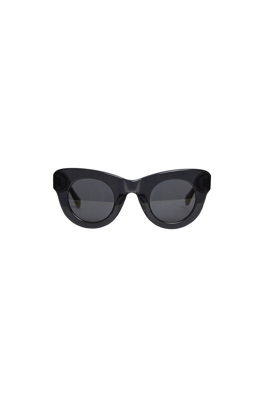 Uma Transparent Grey Sunglasses