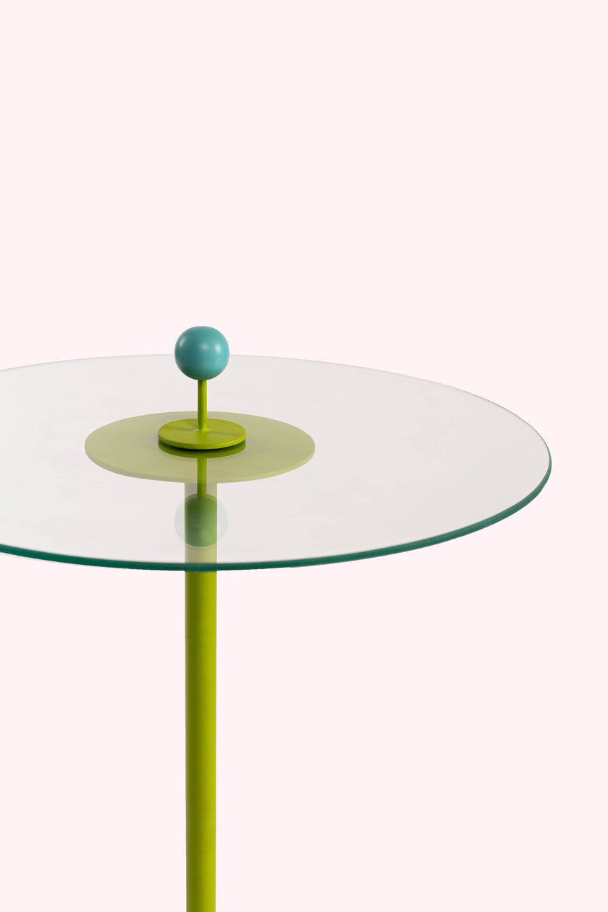 Shroom Table in Green