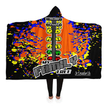 Load image into Gallery viewer, My Family Tree Hooded Blanket