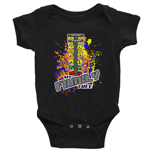My Family Tree Infant Bodysuit